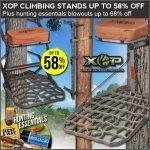 XOP Treestands on Sale of Field Supply