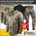 Scentblocker Base Layer Sale at Field Supply- Ends 1/2