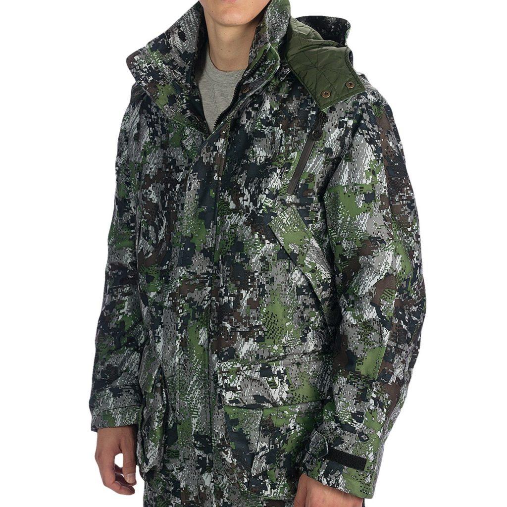 Beretta Dws Plus Gore Tex Opti Fade Camo Rain Jacket 159