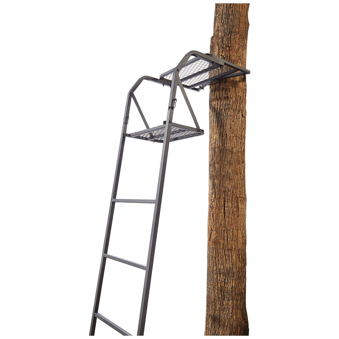 Guide Gear 15 Ladder Stand 49 99 Hunting Gear Deals