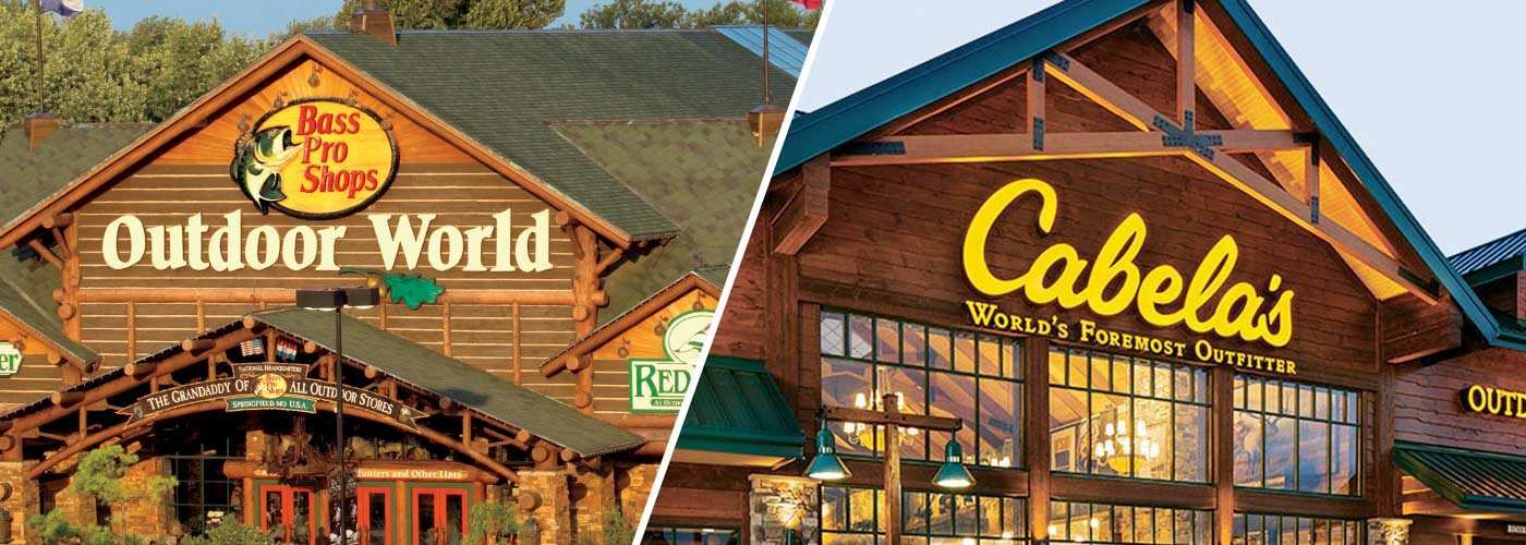 Bass Pro Shops is Buying Cabela's. What will happen?