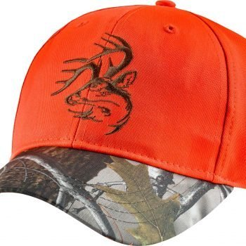 blaze orange hunting hat deal