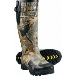 camo rubber hunting boots