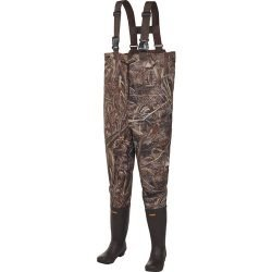 cheap camo waders