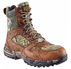 leather hunting boots