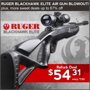 air rifle deal