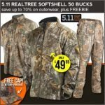 5.11 Hunting and Tactical Apparel Sale at Field Supply- Ends 11/20