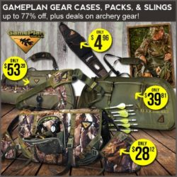 hunting bow pack