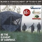 Field Supply Concealment Material Sale- Ends 11/8