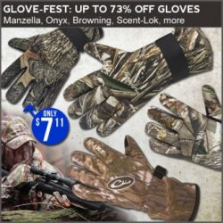 cheap hunting gloves