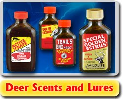deer scents and lures