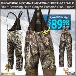 best hunting bib deal
