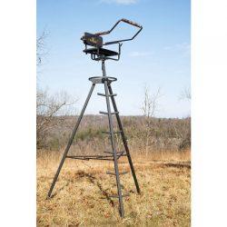 cheap tripod hunting stand