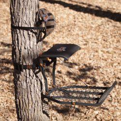 big game hang on treestand