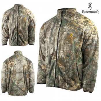 cheap fleece hunting jacket
