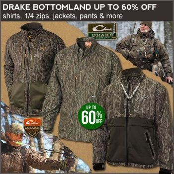 drake waterfowl sale