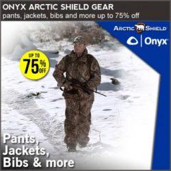 hunting bib sale