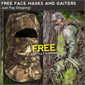 free hunters Specialties mask