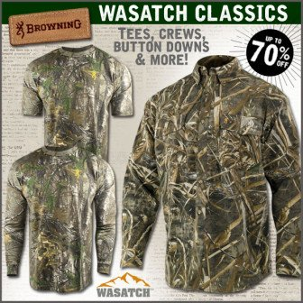 879c92501dfbb Browning Wasatch All-Weather Gear at Field Supply- ends 9/19 ...