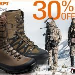 Crispi Guide GTX and Idaho GTX Hunting Boots- 30% Off