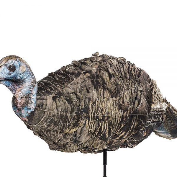 miss purr-fect turkey hen decoy