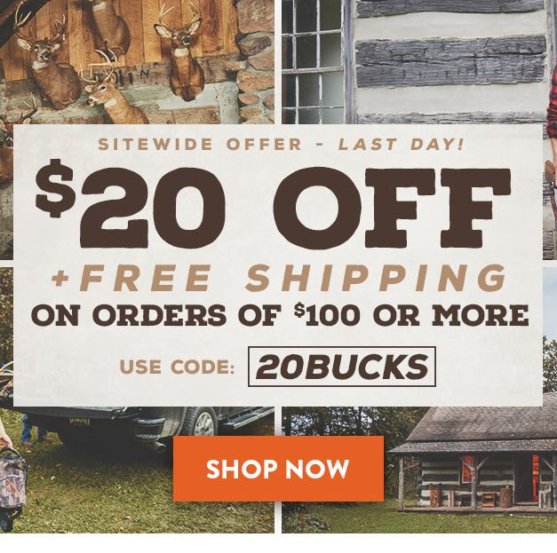 Legendary Whitetails Promo Codes & Cyber Monday Deals for November, Save with 20 active Legendary Whitetails promo codes, coupons, and free shipping deals. 🔥 Today's Top Deal: Cyber Monday Sale - 25% Off Sitewide.