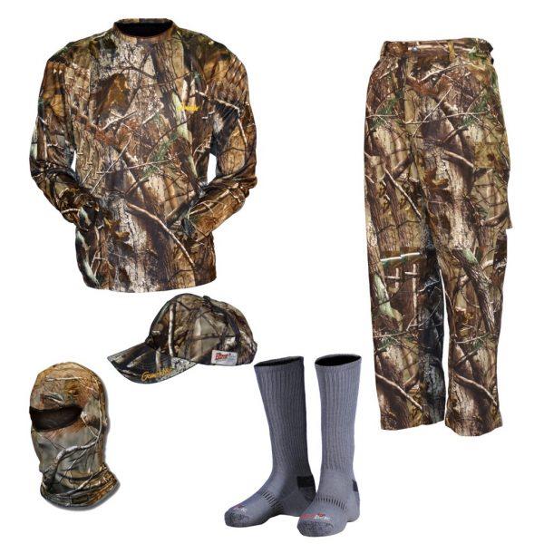 tick proof clothing