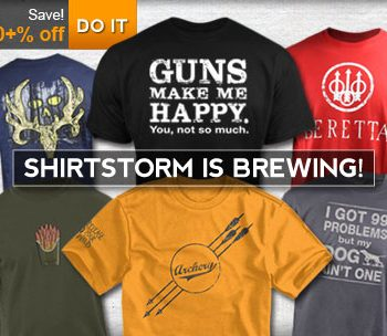 hunting themed t-shirts sale