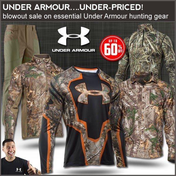 under armour hunting. discount under armour hunting gear