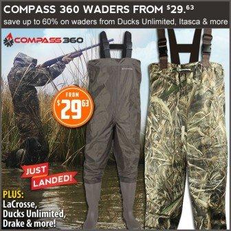 pvc hunting waders