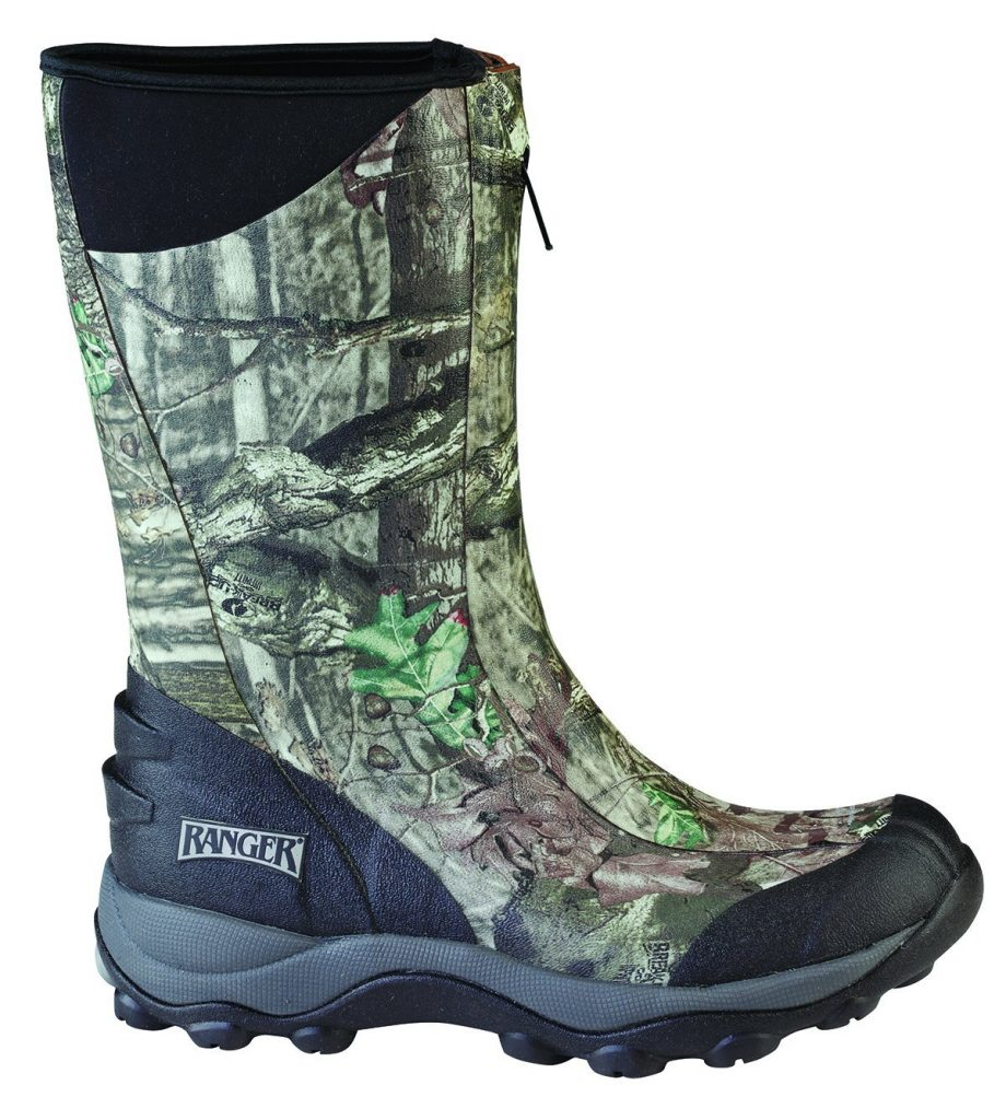 cheap rubber hunting boots