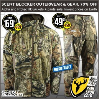 field supply scent blocker discounts