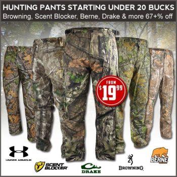 field supply hunting pants sale