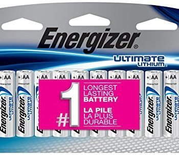 energizer l91 Lithium aa batteries for trail cameras