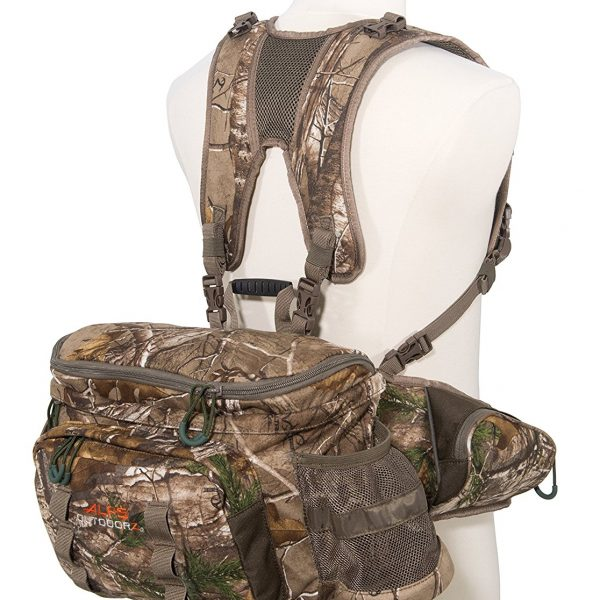 convertible hunting pack