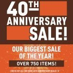 Sportsman's Guide 40th Anniversary Sale- Free Shipping