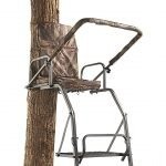 One Day Sale- Guide Gear 16′ Deluxe Ladder Stand- $74.99 + Free Shipping