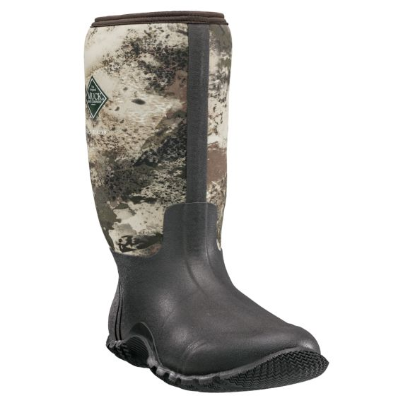 rubber muck boots