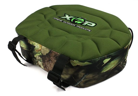 Xop Deluxe Padded Mossy Oak Seat Cushion Amazon Low Price