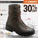 Crispi Wild Rock GTX Insulated Hunting Boot- $315.00