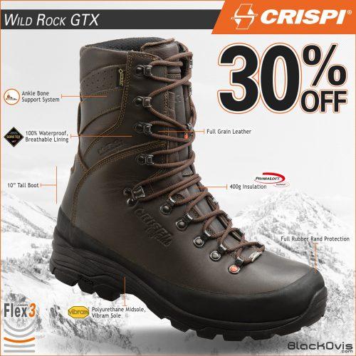 crispi guide gtx hunting boot