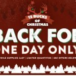 Legendary Whitetails 12 Bucks of Christmas Sale- Ends 12/16