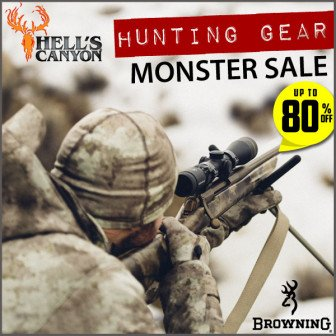 browning hunting apparel sale