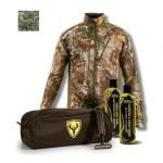 Scentblocker Men's Performance 1/4-Zip w/ Travel Kit- $28.49