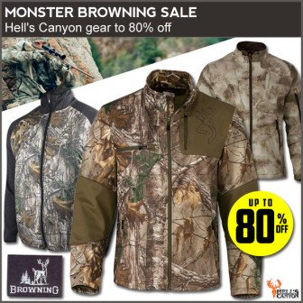 discount browning hells canyon