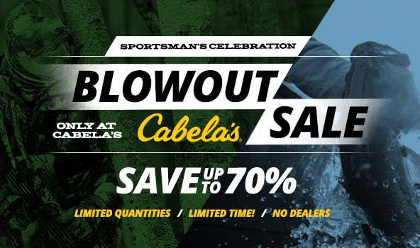 cabelas hunting discount codes