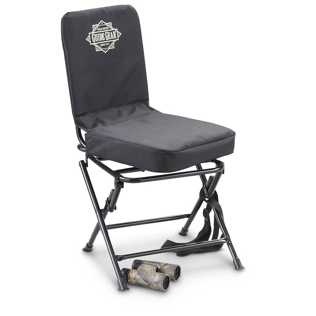 best hunting chair for ground blind