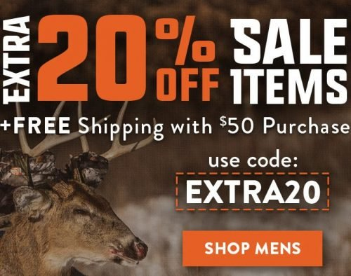Legendary Whitetails Coupon & Sale