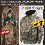 Bone Collector and Hard Core Hoodies only $9.99 at Field Supply – Ends 3/18/18