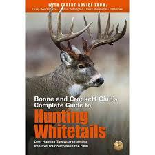 Deer Hunting Books